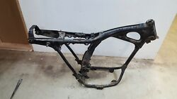 1972 Honda Cb350 Four Cb 350 Cb350 Twin T Frame Complete Main Project