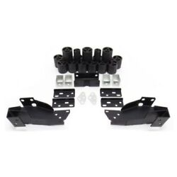 Performance Accessories Pa10193 3 Body Lift Kit For 2007-2013 Gmc Sierra 1500