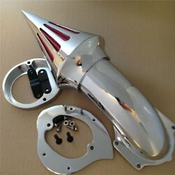 Motorcycle Parts Air Cleaner Filter Kits For Yamaha V-star 650 All Years Chrome