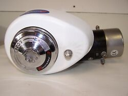Windlass Lofrans Boat 12v Electric Vertical Compact Low Profile 1/4 Chain.