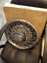 Cadillac Seville Hubcaps