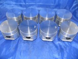 Pistons And Rings 58 59 60 61 Desoto Dodge 361 V8 New