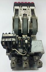 Westinghouse A200m6cac Magnetic Starter Size 6 3ph 400hp 575v Used Surplus