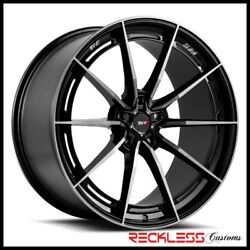 Savini 19 Svf-01 Ddt Concave Wheel Rims Fits Ford Mustang Gt