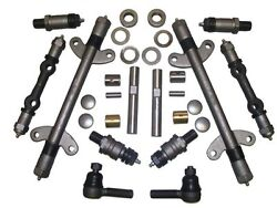 Front End Repair Kit 1955 Chrysler Windsor And New Yorker With Power Steering New