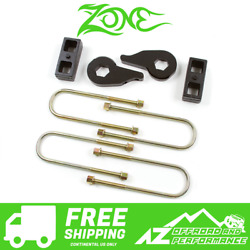 Zone Offroad 2 Suspension System Lift Kit Fits 02-05 Dodge Ram 1500 4wd D1210