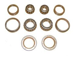 Front Wheel Bearings And Seals 49 50 51 52 53 54 Plymouth New Set