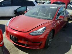 2017 2018 Tesla Model 3 Part Out (Send us a list of parts needed)