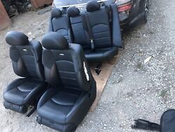 2007-2009 Mercedes-benz W211 E63 Amg Dynamic Heated + Cool Ac Seats Front+rear