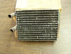 Nos Oem Ford 1979 Lincoln Mark 5 V Series Heater Core