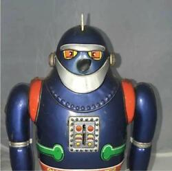 Tetsujin 28th Tin Made Figure Very Old Rare Model Toy Wondup Authentic Japan