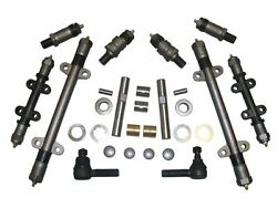 Front End Repair Kit 51 52 53 54 Desoto With Manual Steering 1951 1952 1953 1954