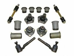 Front End Suspension Repair Kit 1975-1980 Amc Pacer New Ball Joints Tie Rod Ends