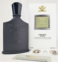Creed Green Irish Tweed 100ml / 3.3oz New Authentic And Fast From Finescents