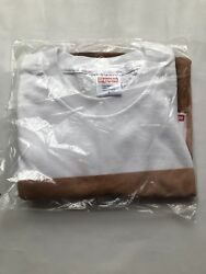 Supreme New York 18 And Stormy Tee White Men's Large New F/w 2018 Daniels Trump