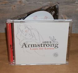 Louis for Lovers by Louis Armstrong CD Aug 2003 Verve $1.29