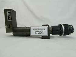 Horiba Inspection Lens Sensor Assembly Pmp-01 Olympus Om-system Pd-201a Used