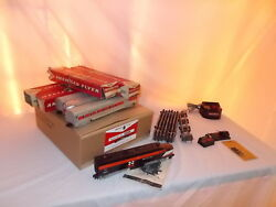 American Flyer 20340 New Haven Diesel Passenger Train Set With Boxes Lt F-72