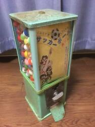 20 Yen Capsule Toy Vending Machine Gacha 70and039s Vintage Rare From Japan F/s