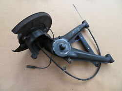 2000 BMW Z3 M Roadster E36 #1057 Driver Trailing Control Arm Hub Knuckle Spindle