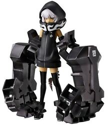 Figma Sp-018 Black Rock Shooter Strength Figure Max Factory From Japan