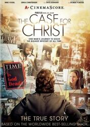 The Case For Christ Religious Spiritual Christian Dvd New Free Shipping