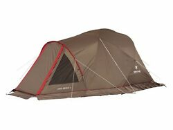 Snow Peak Sd-634 Landbreeze4 Tent 4 Person Camping Item New From Japan F/s