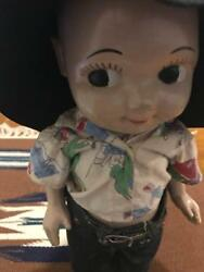 Buddy Lee Vintage Lee Rrl Levi's Doll Collectible Original Used Rare From Japan