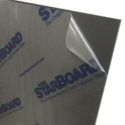 """Black King Starboard Hdpe Polymer Plastic Sheet 1/2"""" - 0.500 You Pick The Size"""