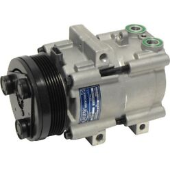 Ac Compressor With Clutch Co101290c New