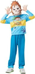Boys Official Horrid Henry TV Film Book Day Fancy Dress Costume Outfit 5-12 yrs