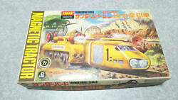 Imai Thunder Bird Mini Magnetic Tractor Model Kit Collectible Toy Hobby Japan Fs
