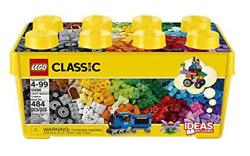 Lego Classic Yellow Idea Box Plus 10696 New From Japan