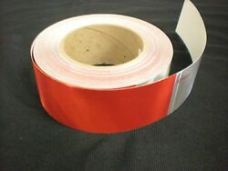 150and039 Roll Dot Conspicuity Reflective Safety Marking Tape Truck Semi Trailer