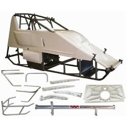 TRIPLE X RACE COMPONENTS SC-CH-1003-87-2H X Wedge Chassis Racer Kit 87
