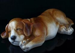 Staffordshire Bull Terrier Ceramic Statue Puppy Dog Pottery Vintage Figurine 9