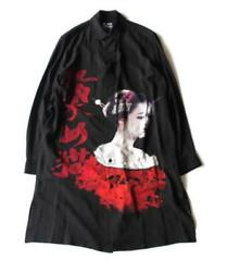 Yohji Yamamoto Blood Stained Cat 2018ss Shirt Men Pour Homme Bs Size 3 Japan F/s