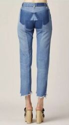 Vetements Handmade Artisanal Patchwork Vintage Leviand039s Jeans S Worn Once