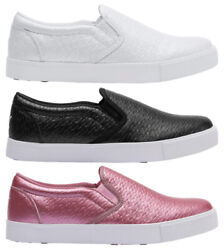Womenand039s Tustin Slip-on Golf Shoes 192247 Ladies Spikeless 2019 New