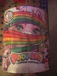 Poopsie Magical Surprise Unicorn By Mga. Poops Slime. Brand New. Sealed. In Hand