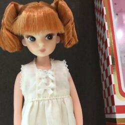 Licca Chan Castle 1st Model Edition Reproduced Ver Super Rare Curly Doll Japan