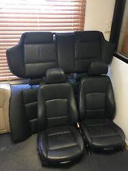 06-11 bmw 3 Series e90 325 328 330 335 seats Complete Set Front-Back