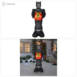 6' Holiday Inflatable Decoration Marvel Black Panther (60% OFF HUGE DISCOUNT!)