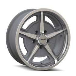 Cpp Ridler 605 Wheels 20x8.5 + 20x10 Fits Dodge Charger Coronet Dart