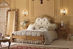 Brand NEW Italian Made 5-Piece Florentine King Size Bed Set Directly from Italy
