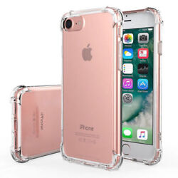 TPU Cheap Shockproof Airbag Clear Silicone Case For iPhoneX XS MAX XR 6 7 8 Plus