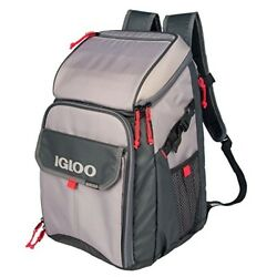 Insulated Cooler Backpack Food Drink Outdoor Picnic Camping Bag Adjustable Strap