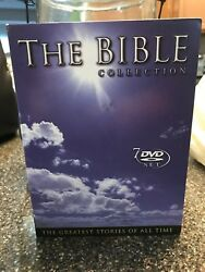 The Bible Collection 7 Dvd Set