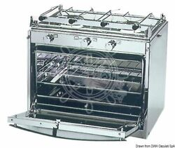 Techimpex Power Cooker 2 Burners+oven