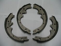 Rear Brake Shoes 49 50 51 52 53 Ford Cars 10 X 1 3/4 Inch 1949 1950 1951 1953
